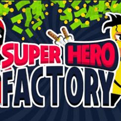 Super Hero Factory Idle Clicker Tycoon Inc v1.0.5 MOD APK
