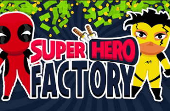 Super Hero Factory Idle Clicker Tycoon Inc v1.0.5 MOD APK