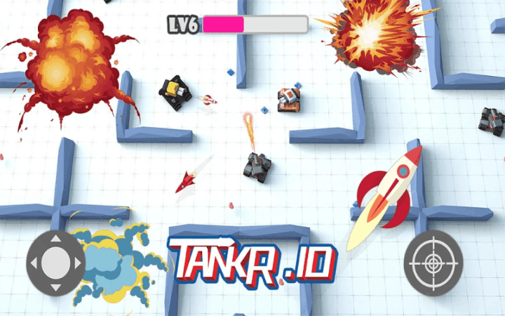 Tankrio Realtime Battle v5.7 MOD APK