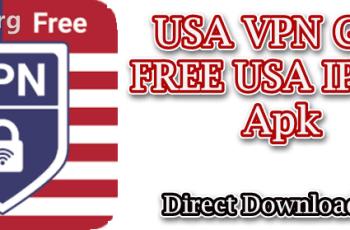 USA VPN GET FREE USA IP Pro Apk