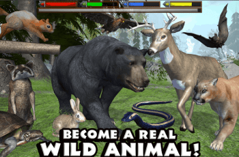 Ultimate Forest Simulator v1.2 MOD APK