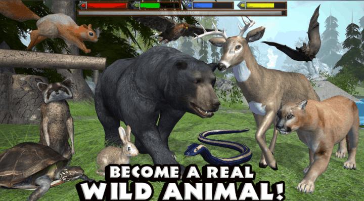 Ultimate Forest Simulator v1.2 MOD APK