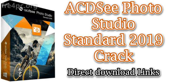 ACDSee Photo Studio Standard 2019 Crack