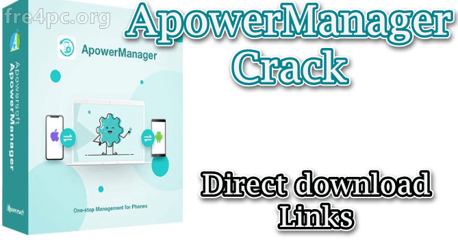 ApowerManager Crack