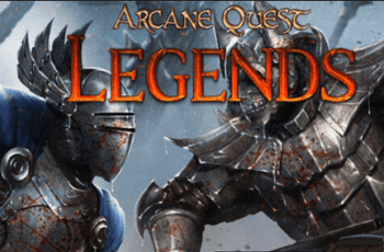 Arcane Quest Legends Offline RPG Ver 1.1.8 MOD APK