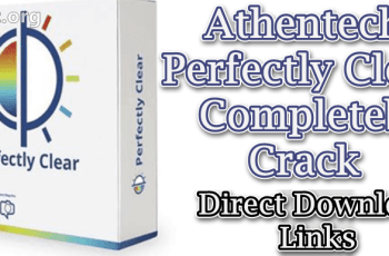 Athentech Perfectly Clear Completeb Crack