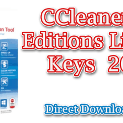 CCleaner Professional License Key