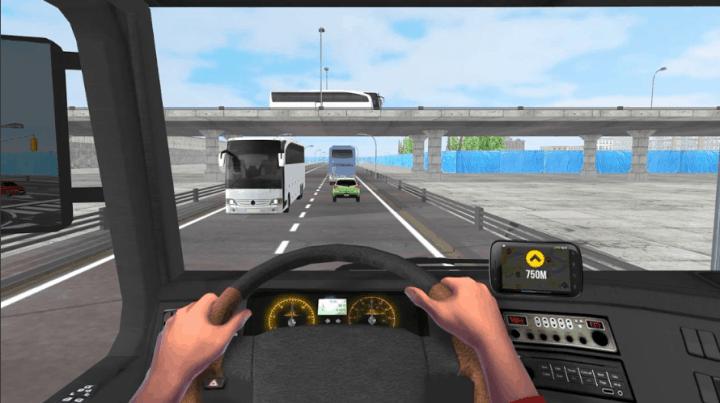 Coach Bus Simulator 2017 v.1.4 MOD APK