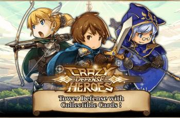 Crazy Defense Heroes v1.1.3 MOD APK