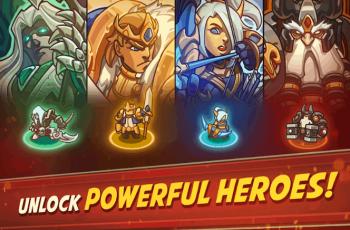 Empire Warriors Premium Tower Defense Games v0.9.1 MOD APK