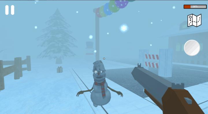 Evil Snowmen v1.0 MOD APK