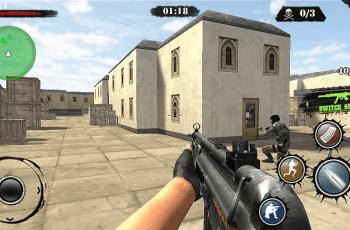 Gun Shot FPS v.1.1 MOD APK