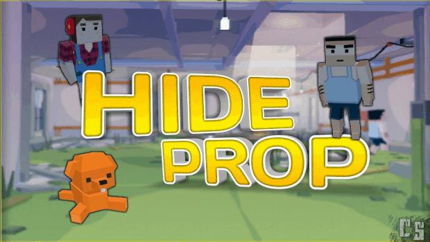 HIDE PROP Seek Online Hunt v1.2.1 MOD APK