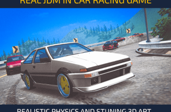 JDM racing v1.0.6 MOD APK