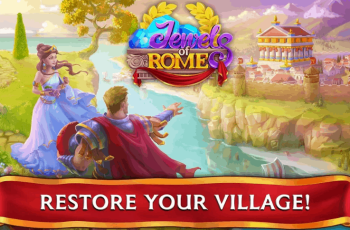 Jewels of Rome Match gems v1.1.104 MOD APK