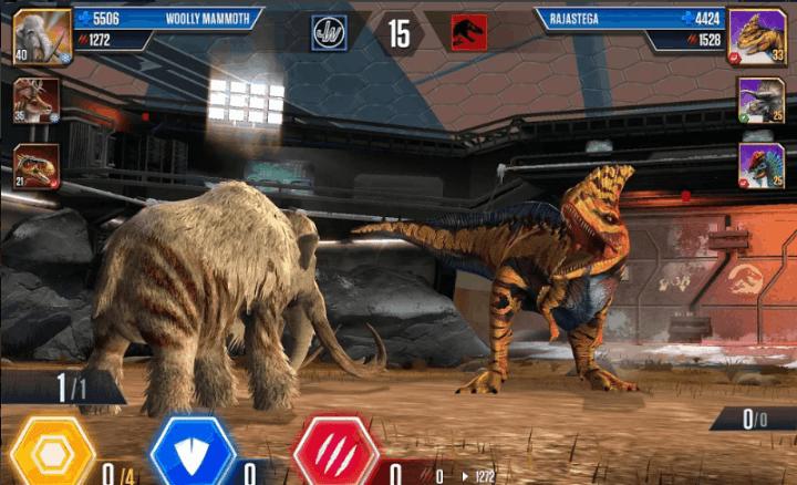Jurassic World™ The Game v1.35.9 MOD APK
