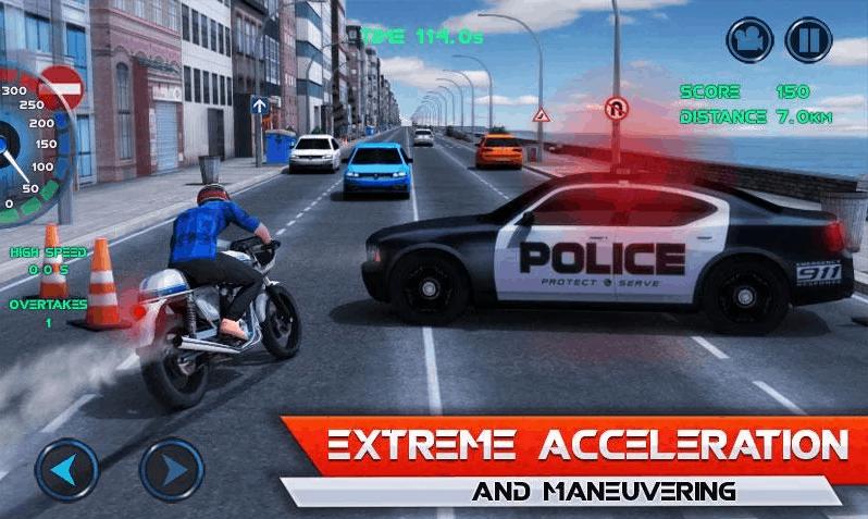 Moto Traffic Race v1.22 MOD APK