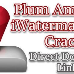 Plum Amazing iWatermark Pro Crack