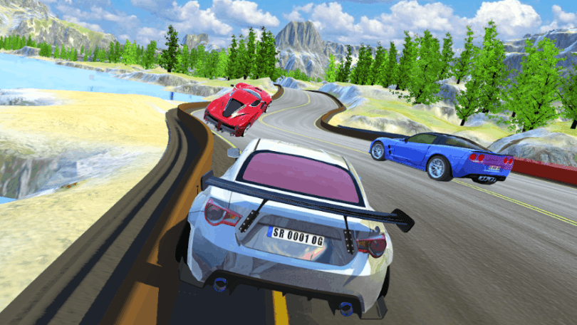Racing Speed Sport Cars v1.0.1 MOD APK