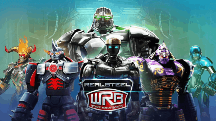 Real Steel World Robot Boxing Ver. 39.39.247 MOD APK
