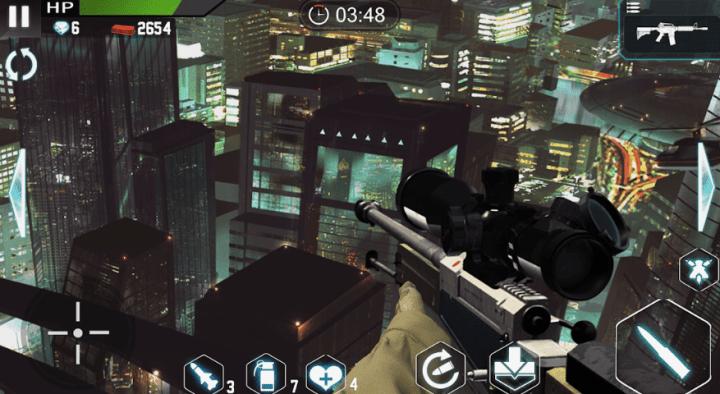 Sniper Go Elite Assassin v1.0.1 MOD APK