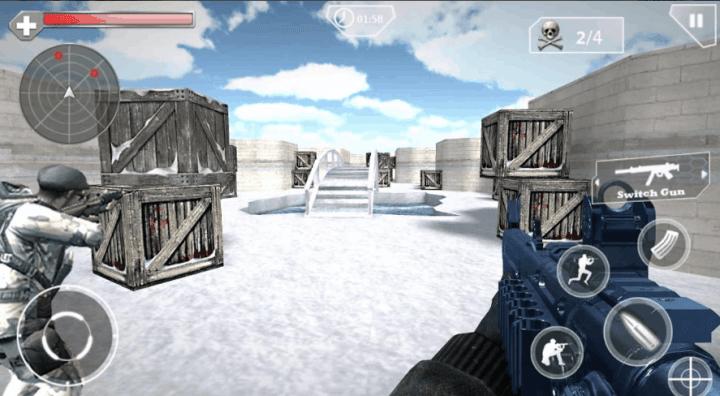 Special Strike Shooter v1.7 MOD APK