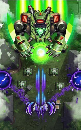 Strike Force Arcade shooter Shoot em up v1.2.0 MOD APK