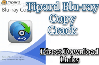 Tipard Blu-ray Copy Crack