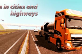 Truck Simulator Europe v1.4 MOD APK