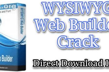 WYSIWYG Web Builder 15.0 With Crack