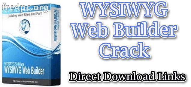 WYSIWYG Web Builder Crack