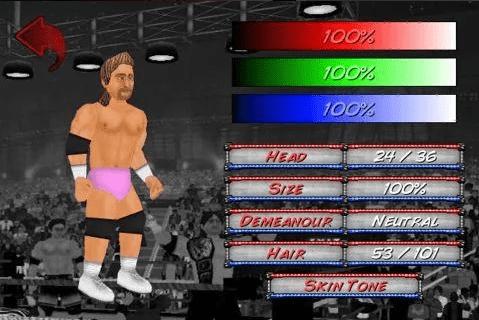 Wrestling Revolution v2.040 MOD APK