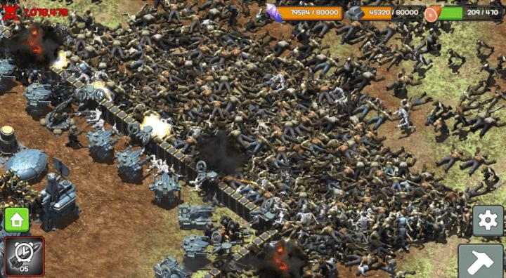 Zombie Rush Extinction v9.0 MOD APK