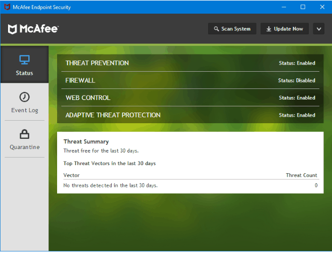 McAfee Endpoint Security 10.6.1.1340.1 Crack