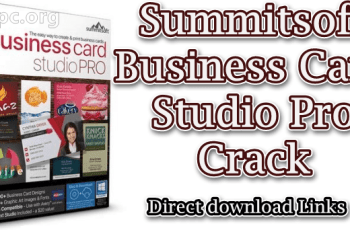 Summitsoft Business Card Studio Pro Crack
