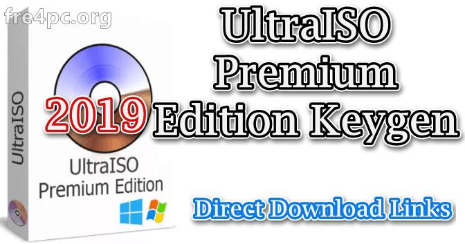 UltraISO Premium Edition 9.7.2.3 Keygen Download For PC