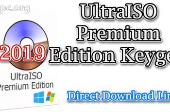 UltraISO Premium Edition Keygen