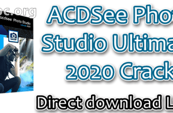 ACDSee Photo Studio Ultimate 2020 Crack