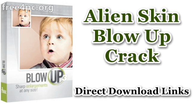 Alien Skin Blow Up Crack
