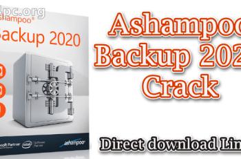 Ashampoo Backup 2020 Crack