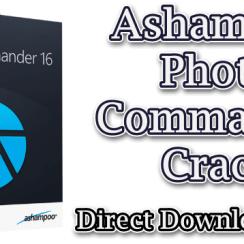 Ashampoo Photo Commander Crack
