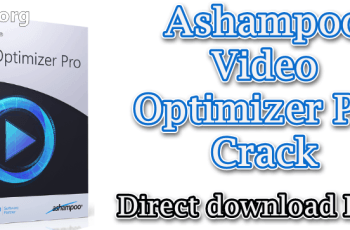 Ashampoo Video Optimizer Pro Crack