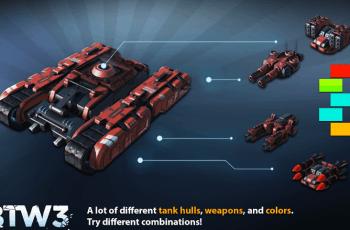 Block Tank Wars 3 Tank Shooter 3D Ver. 1.19 MOD APK