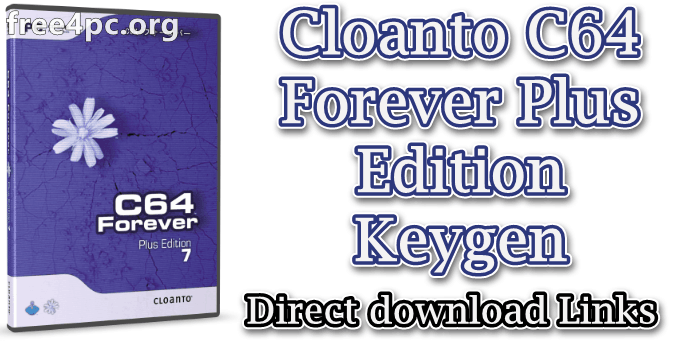 Cloanto C64 Forever Plus Edition Keygen