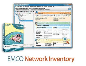 EMCO Network Inventory Enterprise Keygen