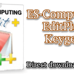 ES-Computing EditPlus Keygen