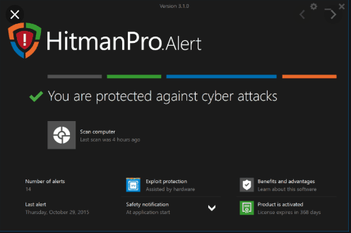 HitmanPro.Alert Crack Free download