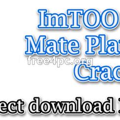 ImTOO iPad Mate Platinum Crack