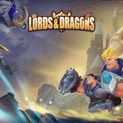 Lords & Dragons Dungeon Raid Ver. 9.0 MOD APK