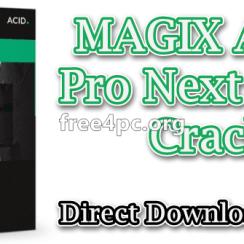 MAGIX ACID Pro Next Suite Crack